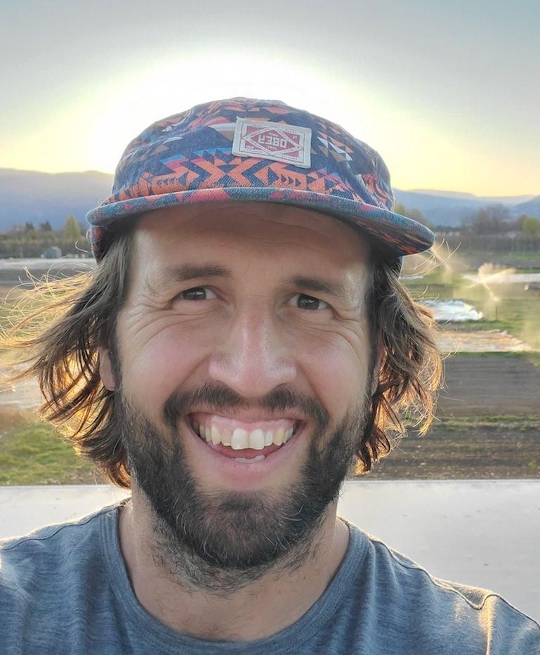 Photo of Jordan Marr